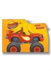 Blaze Crusher Wheelie Board Book - Book