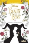 Beauty & The Beast Deluxe Colouring Book - Book