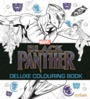 Black Panther - Deluxe Colouring Book - Book
