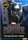 Black Panther - Tattoo Activity Book - Book
