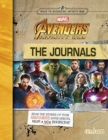 Avengers Infinity War - The Journals - Book