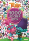 Trolls - 1000 Sticker Book - Book