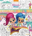 Shimmer & Shine Deluxe Colouring Book - Book