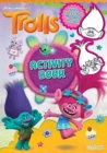 Trolls - Hair Play Activity Book - Book