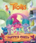 Trolls - Poppy's Party Picture Book - Book