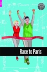 Race to Paris - Foxton Reader Starter Level (300 Headwords A1) with free online AUDIO - Book