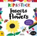 Insects and Flowers - Book