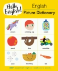 English Picture Dictionary - Book