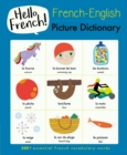 French-English Picture Dictionary - Book