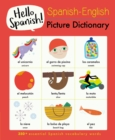 Spanish-English Picture Dictionary - Book