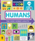 Humans : The wide world awaits! - Book