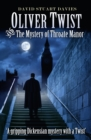 Oliver Twist and the Mystery of Throate Manor - Book