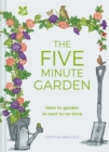 The Five Minute Garden - eBook