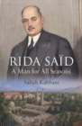 Rida Said - A Man for All Seasons - Book