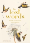 The Lost Words 20 Postcard Pack - Book