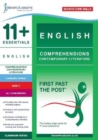 9781912364268 : 11+ Essentials English: Comprehensions Contemporary Literature Book 2 (Standard Format) - Book