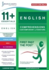 11+ Essentials English: Comprehensions Contemporary Literature Book 3 (Standard Format) - Book