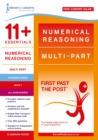 11+ Essentials Numerical Reasoning: Multi-Part Book 1 - Book