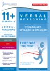 11+ Essentials Verbal Reasoning: Vocabulary, Spelling & Grammar Book 1 - Book
