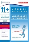 11+ Essentials Verbal Reasoning: Vocabulary in Context Level 2 - Book