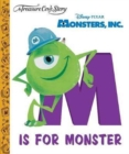 A Treasure Cove Story - Monsters Inc. - M is for Monster - Book