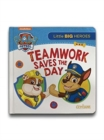 Paw Patrol - Teamwork Saves the Day - Book