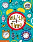TELL THE TIME STICKER BOOK - Book