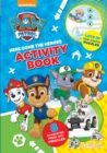 Paw Patrol Press-Out Activity Book - Book