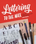 Lettering To The Max - Book