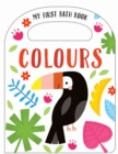 My First Bath Book: Colours - Book
