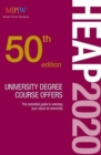 HEAP 2020: University Degree Course Offers - Book
