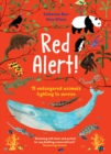 Red Alert! : 15 Endangered Animals Fighting to Survive - Book