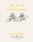 The Art of Conversation - Book