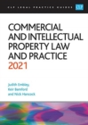 Commercial and Intellectual Property Law and Practice 2021 - Book