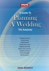 A Guide To Planning A Wedding - Book