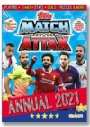 MATCH ATTAX ANNUAL 2021 - Book