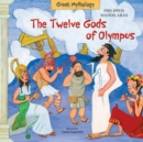 Twelve Gods of Olympus - Book