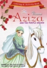 Princess Aziza and the Purple Orchid Activity Book - Book