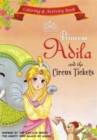 Princess Adila and the Circus Tickets Activity Book - Book
