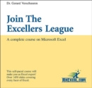 Join the Excellers League : A Complete Course on Microsoft Excel - Book
