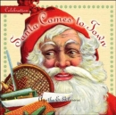 Santa Comes to Town - Book