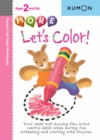 More Let's Color - Book