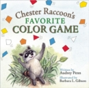 A Color Game for Chester Raccoon - Book