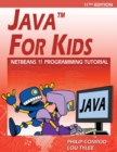 Java For Kids : NetBeans 11 Programming Tutorial - Book
