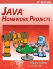 Java Homework Projects : A Jfc Swing GUI Programming Tutorial - Book