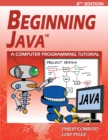 Beginning Java : A Netbeans Ide 8 Programming Tutorial - Book