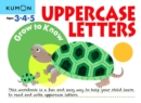 Grow to Know Uppercase Letters: Ages 3 4 5 - Book