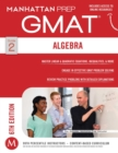 GMAT Algebra Strategy Guide - eBook