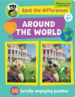 Spot The Differences: Around The World : 50 Totally Engaging Puzzles - Book