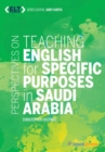 Teaching English for Specific Purposes in Saudi Arabia - Book